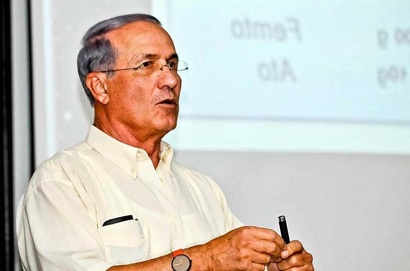 Izrael. Prof. Chaim Eszed. Program kosmiczny. Obcy. Kosmici