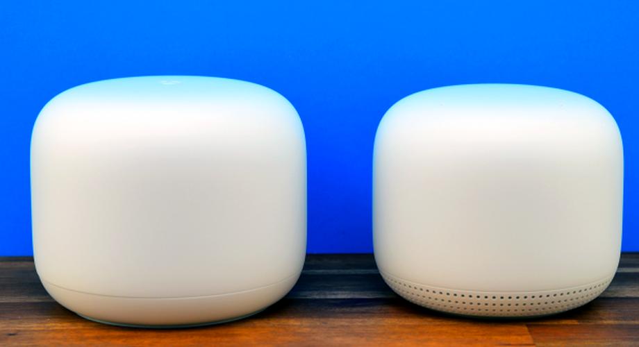 Google Nest Wifi im Test: WLAN-Mesh mit Smart Speaker