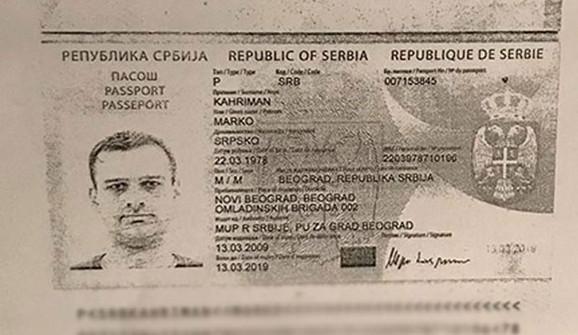 Nađen sa ranom od metka na glavi: Marko Kahriman