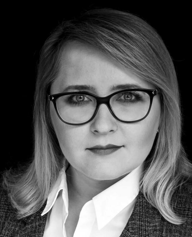 Agnieszka Kisielewska, menedżer w MDDP