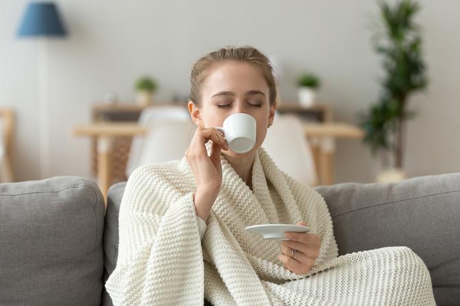 Uživanje u domaćoj kafi