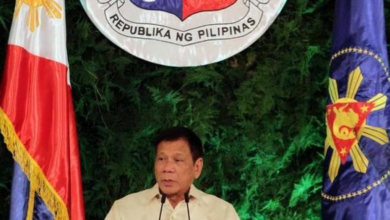 Duterte, 'the punisher', sworn in as Philippines' president