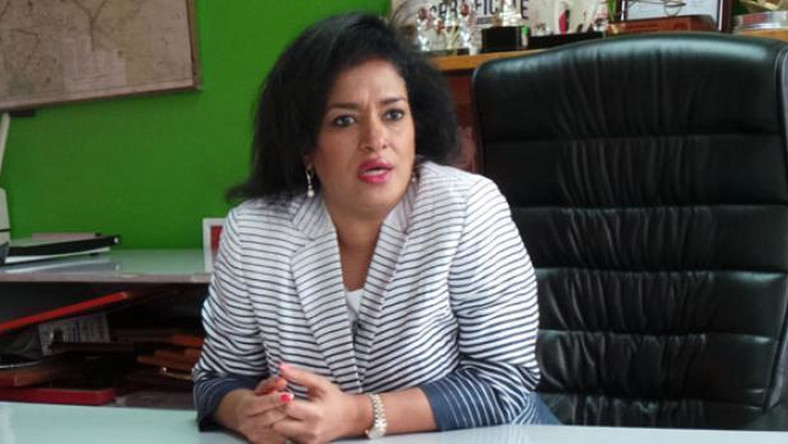 Esther Passaris attacked after tweet on being naked
