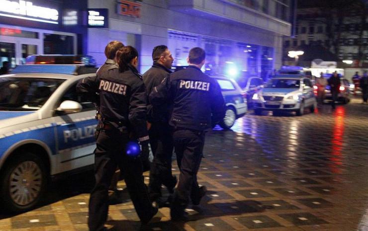 """Nemačka policija sprema se za najezdu """"delija"""""""