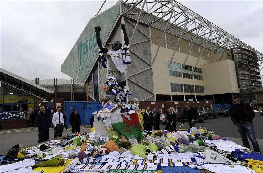 Samobójstwo legendarnego piłkarza! Powiesił się...