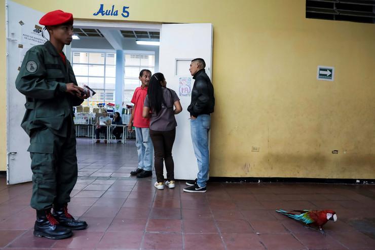 Venecuela, izbori EPA