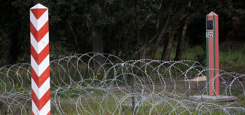 Białorusini oddali strzały w kierunku polskich żołnierzy na granicy