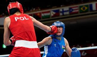 Krwawa walka polskiej bokserki w Tokio! Po zejściu z ringu skomentowała to krótko