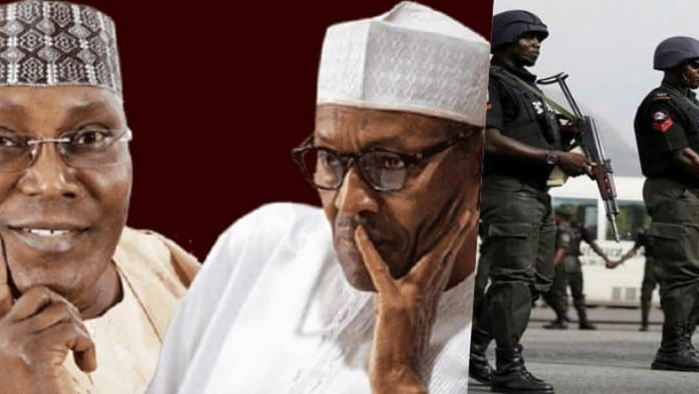 Buhari on tenterhooks because he might be handing over the presidency today