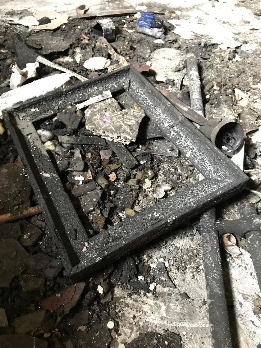 Pożar w Przybówce