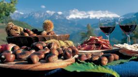 Törggelen - święto młodego wina i kasztanów w Południowym Tyrolu