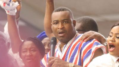 I will personally sponsor Mahama's campaign as NDC's 2024 flagbearer – Chairman Wontumi