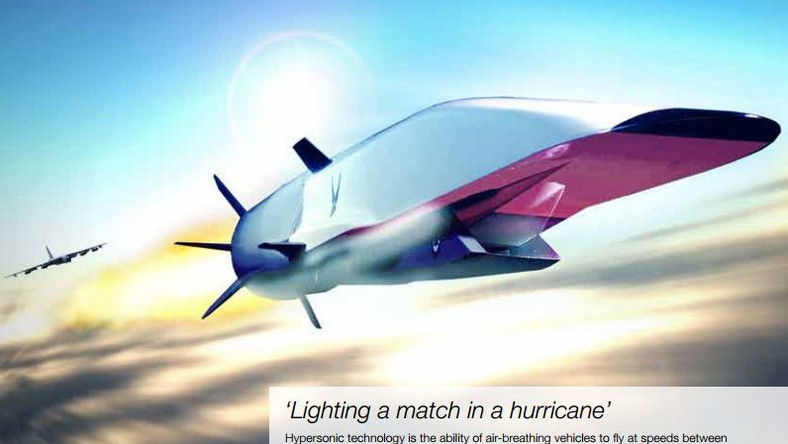 Nad prototypem podobnego statku powietrznego pracują także Indie oraz Rosja