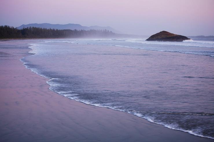 ružičasti pesak kanada