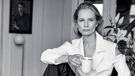 Magdalena Cielecka rzadko mówi o swoim partnerze, teraz wyznała: daleko mu do zwyczajności