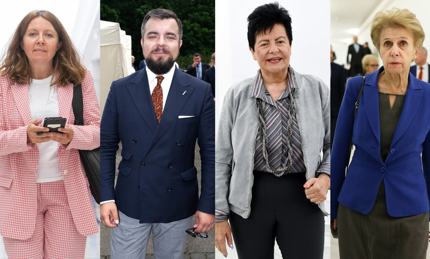 """Politycy o """"ustawie anty-TVN""""."""