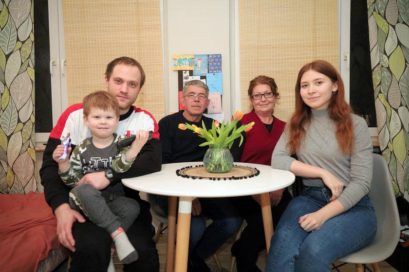 Cała rodzina ma już polskie obywatelstwo