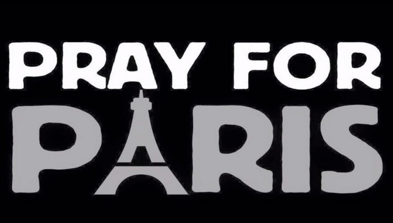 Pray for Paris, fot. youtube