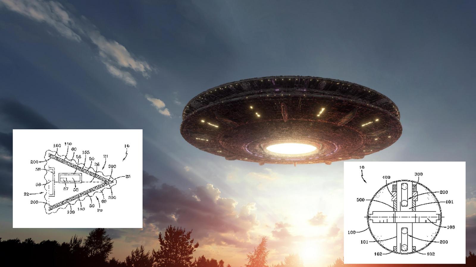 """""""Patenty UFO"""" w służbie US NAVY. Faktyczny przełom czy dezinformacja USA?"""
