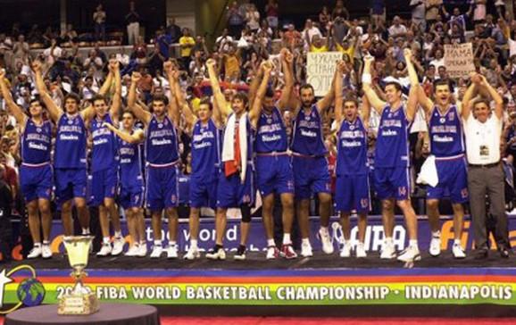 Bili smo prvaci sveta - Indijanapolis 2002.