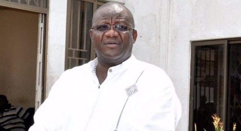 Suspended Chairman, Paul Afoko