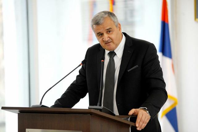 Božidar Đurković, predsednik Rukometnog saveza Srbije