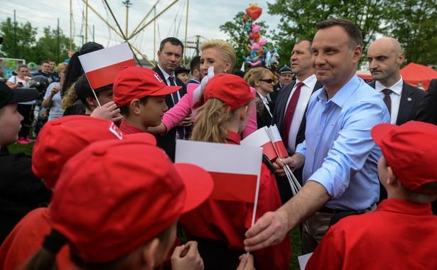 Prezydent Andrzej Duda chce zorganizować referendum w 100-lecie odzyskania niepodległości