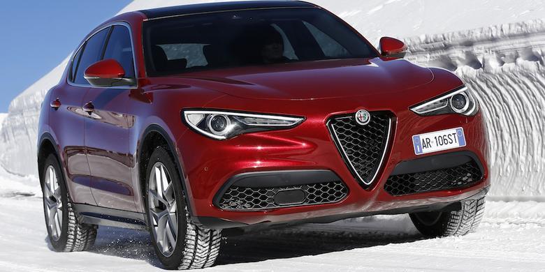 Alfa Romeo Stelvio - duża galeria zdjęć