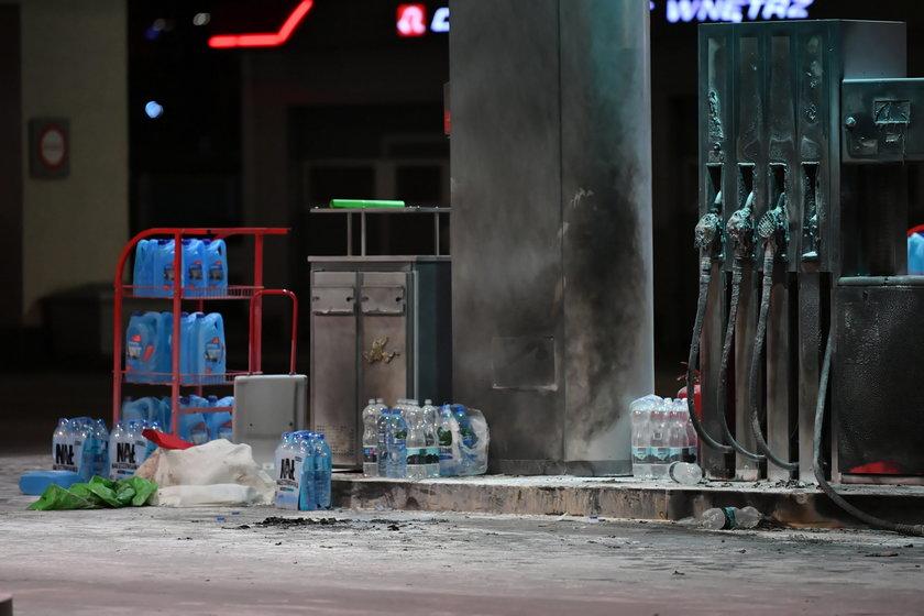 Mężczyzna podpalił się w Gdańsku. Wcześniej dokonał zbrodni?