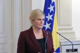 Kolinda Grabar Kitarovic poseta Sarajevo