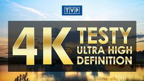 TVP testuje transmisję 4K