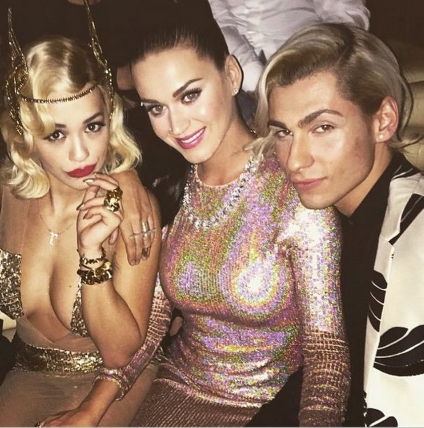 Rita Ora i Katy Perry