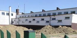 Katastrofa budowlana w szkole. Dzieci mają już wakacje