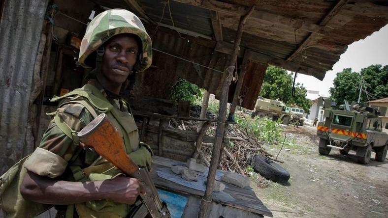 W Somalii powstaną oddziały do ochrony konwojów humanitarnych