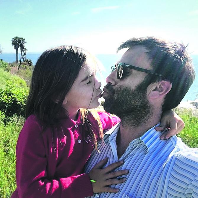 Džejmi Mazuro, suprug Alesandre Ambrosio