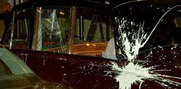 Tak zdewastowali auto księcia Karola. FOTO