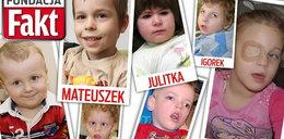 Dzięki Wam dzieci jadą na leczenie!!!