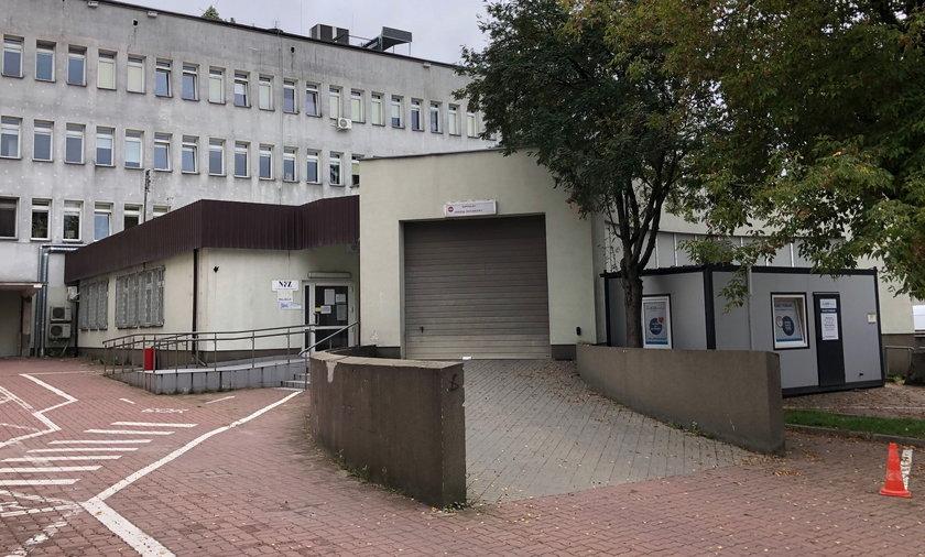 Rocznie z pomocy SOR-u w Szpitalu Czerniakowskim korzysta około 30 tys. osób.
