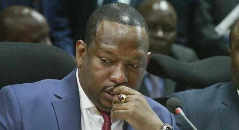 Governor Sonko comes clean on involvement in Blogger's arrest