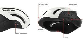 Inteligentny kask dla rowerzystów