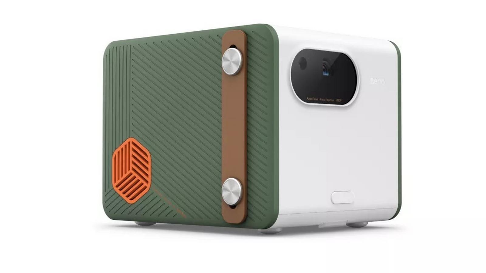 BenQ GS50 to przenośny projektor odpowiedni na zewnątrz