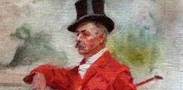 Odnaleziono autoportret Kossaka