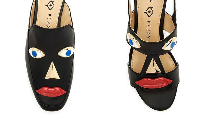 """4d2a9de16724c Katy Perry reagiert auf Kritik zu """"Blackface""""-Schuhe"""