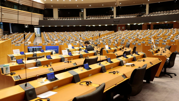 Parlament Europejski, sala obrad