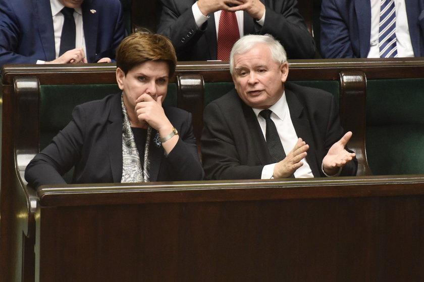 Kaczyński szykuje potężną czystkę?