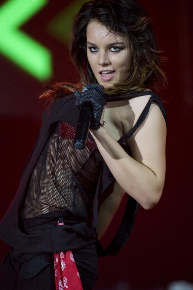 Ewa Farna w 2011 roku