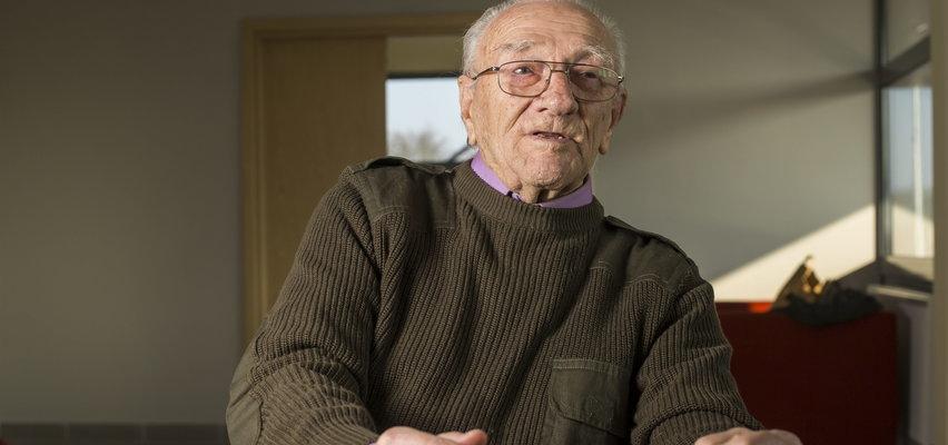 Legendarny trener kończy 102 lata! W Algierii jest bohaterem