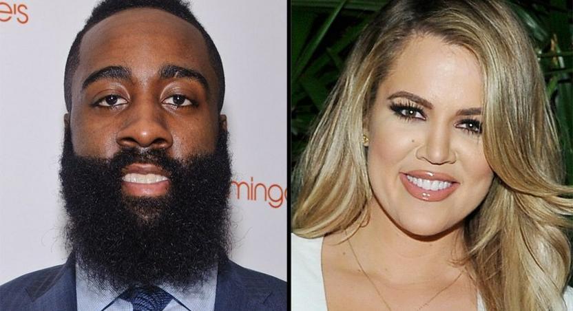 Khloe Kardashian dating NBA star James Harden?