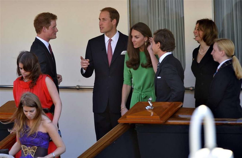 Kolejny ślub w brytyjskiej rodzinie królewskiej. Foto