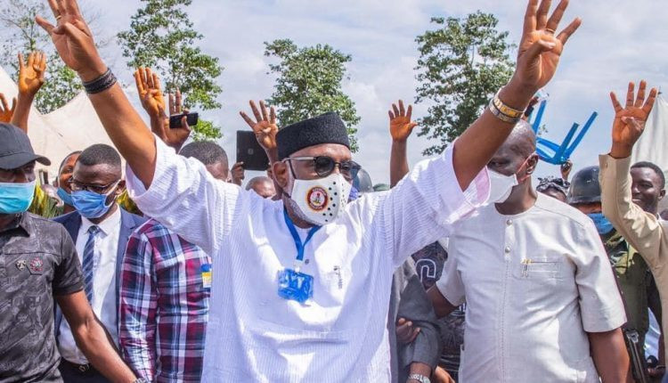 Governor Rotimi Akeredolu clinches APC ticket to run for 2nd term. [9newsng]